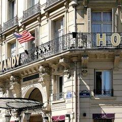 Normandy Hotel балкон
