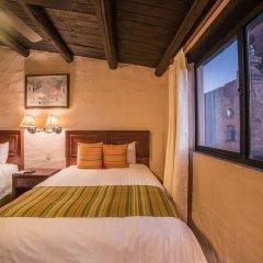 Hotel Mision Cerocahui 2* Стандартный номер с различными типами кроватей фото 10