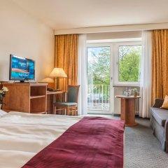 Hotel Am Moosfeld 4* Стандартный номер с различными типами кроватей фото 6