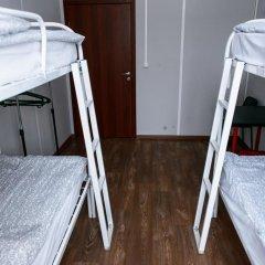 Хостел Европа Кровать в общем номере с двухъярусной кроватью фото 10