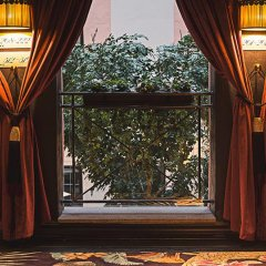 Отель Mäster Johan Швеция, Мальме - 2 отзыва об отеле, цены и фото номеров - забронировать отель Mäster Johan онлайн балкон