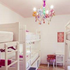 Lisbon Chillout Hostel Кровать в женском общем номере фото 8