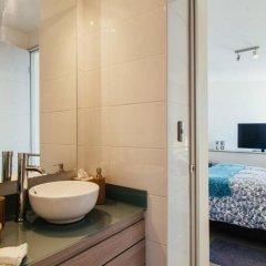 Отель Tucapel Чили, Сантьяго - отзывы, цены и фото номеров - забронировать отель Tucapel онлайн ванная фото 2