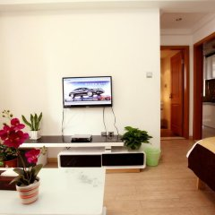 Апартаменты Jietai Xingzheng Apartment удобства в номере