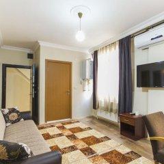 Herton Apart Hotel Апартаменты с различными типами кроватей фото 8