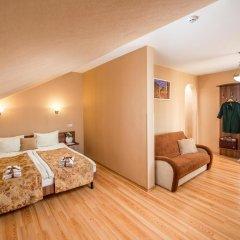 Hotel & SPA Restaurant Pysanka 3* Стандартный номер с различными типами кроватей фото 8