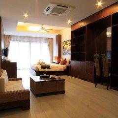Отель Ramada by Wyndham Aonang Krabi 4* Улучшенный номер с различными типами кроватей фото 6