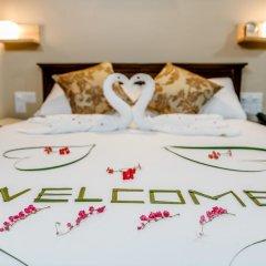 Отель The Vinorva Maldives 3* Номер Делюкс с различными типами кроватей фото 9