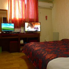 Отель California Motel Южная Корея, Пхёнчан - отзывы, цены и фото номеров - забронировать отель California Motel онлайн удобства в номере