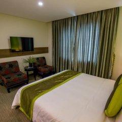 Hotel Kuretakeso Tho Nhuom 84 4* Стандартный номер фото 18