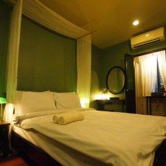 Niras Bankoc Cultural Hostel Стандартный номер с двуспальной кроватью