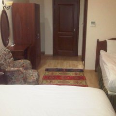 Basileus Hotel 3* Номер Эконом разные типы кроватей фото 5