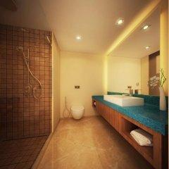 Отель Holiday Inn Kolkata Airport 4* Представительский номер с различными типами кроватей фото 2