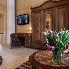 Отель Pokoje Konstantynówka Стандартный номер с различными типами кроватей фото 2