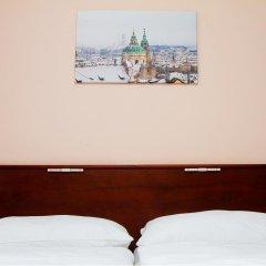 Hotel Inturprag 3* Номер Комфорт с двуспальной кроватью фото 2