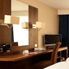 Mercure Manchester Piccadilly Hotel 4* Стандартный номер с двуспальной кроватью