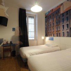 Отель Hôtel du Simplon Франция, Лион - отзывы, цены и фото номеров - забронировать отель Hôtel du Simplon онлайн комната для гостей фото 4