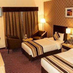 Fortune Karama Hotel 3* Стандартный номер с различными типами кроватей фото 2