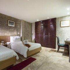 Отель Buddy Boutique Inn 3* Стандартный номер с 2 отдельными кроватями фото 3