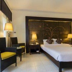 Отель Amora Beach Resort 4* Улучшенный номер фото 2