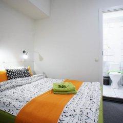Гостиница Станция М19 (СПБ) 3* Стандартный номер с различными типами кроватей фото 3
