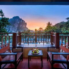 Отель Krabi Cha-da Resort 4* Стандартный номер с различными типами кроватей