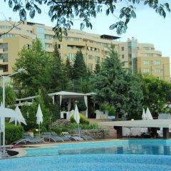 Отель Apart Hotel Medite Болгария, Сандански - отзывы, цены и фото номеров - забронировать отель Apart Hotel Medite онлайн бассейн