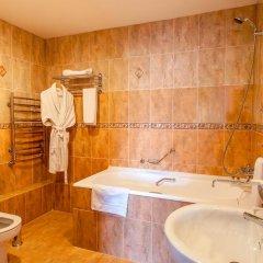 Гостиница Атлантик by USTA Hotels 3* Стандартный номер двуспальная кровать фото 3