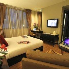 Отель The Dawin 3* Стандартный номер фото 7