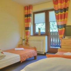 Отель Jastrzębia Turnia комната для гостей фото 4
