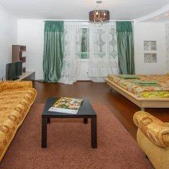 Апартаменты Petal Lotus Apartments on Tsiolkovskogo Апартаменты с разными типами кроватей фото 12
