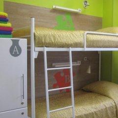 Пазл Хостел Кровать в мужском общем номере двухъярусные кровати фото 6