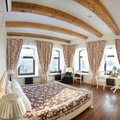 Бутик-Отель Росси 4* Представительский люкс разные типы кроватей фото 2