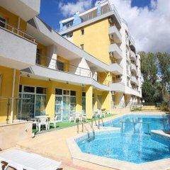 Апартаменты Sofia Apartments In Sunny Residence Солнечный берег детские мероприятия
