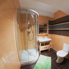 Гостиница Euphoria в Челябинске отзывы, цены и фото номеров - забронировать гостиницу Euphoria онлайн Челябинск ванная