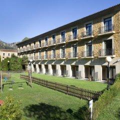 Отель Parador De Cangas De Onis 4* Стандартный номер фото 8