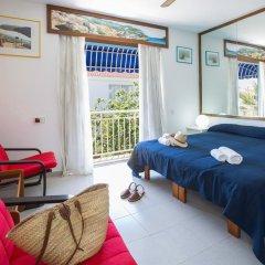 Отель Estel Blanc Apartaments - Adults Only Номер категории Премиум с различными типами кроватей фото 5