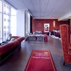 Clarion Collection Hotel Skagen Brygge интерьер отеля фото 3
