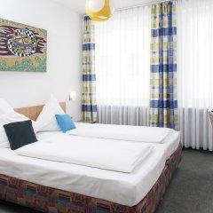 Отель Lorenz Hotel Zentral Германия, Нюрнберг - отзывы, цены и фото номеров - забронировать отель Lorenz Hotel Zentral онлайн комната для гостей фото 3