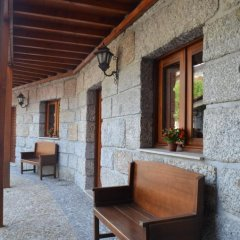 Отель Rilhadas Casas de Campo балкон