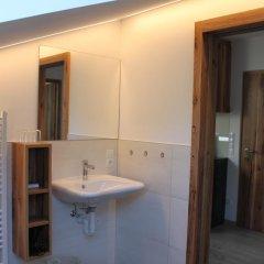 Отель Pension Baumgarten Натурно ванная