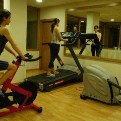 Hotel Pena фитнесс-зал фото 2