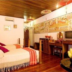 Thazin Garden Hotel комната для гостей фото 2