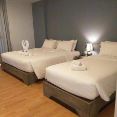 Отель See also Jomtien 3* Семейный номер Делюкс с разными типами кроватей фото 3