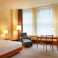 Отель Park Hyatt Hamburg 5* Стандартный номер с различными типами кроватей фото 4