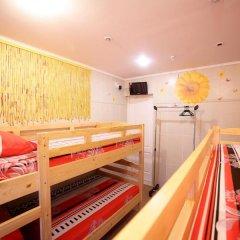 VIVA hostel Кровать в общем номере двухъярусные кровати фото 3