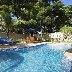 Отель First Landing Beach Resort & Villas 3* Вилла с различными типами кроватей фото 8