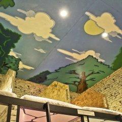 Chillout Hostel Zagreb Кровать в общем номере с двухъярусной кроватью фото 24