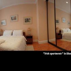 Апартаменты Irish Apartments In Kharkov комната для гостей
