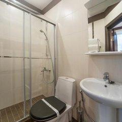 Мини-Отель 4 Комнаты Стандартный номер с разными типами кроватей фото 25